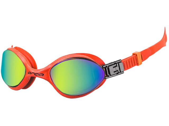 ORCA Killa 180° Goggles, high vis orange